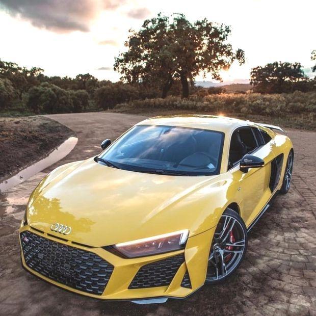���  2019 Audi R8 ?