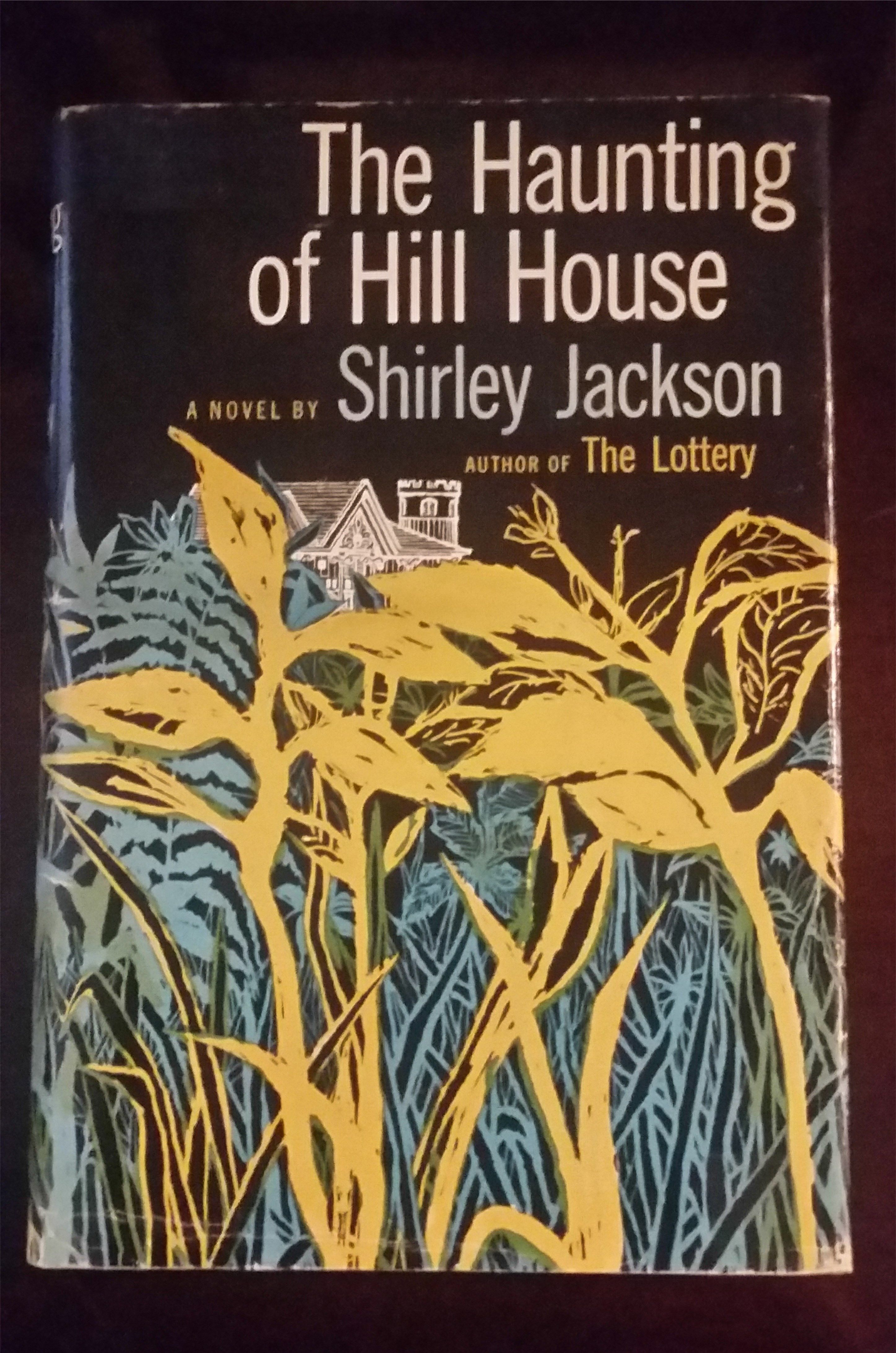Shirley Jackson Haunting of Hill House 1st edition (1)