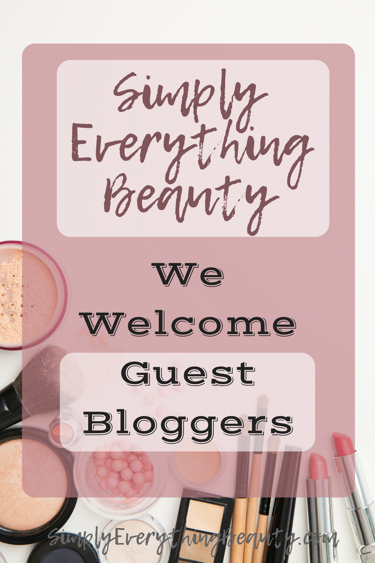 Guest Post | All On My Blog- SimplyEverythingBeauty com