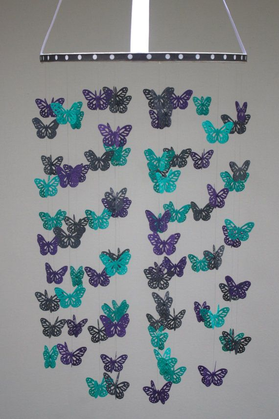 Hey, I found this really awesome Etsy listing at https://www.etsy.com/listing/155022050/nursery-mobile-butterfly-mobile-in