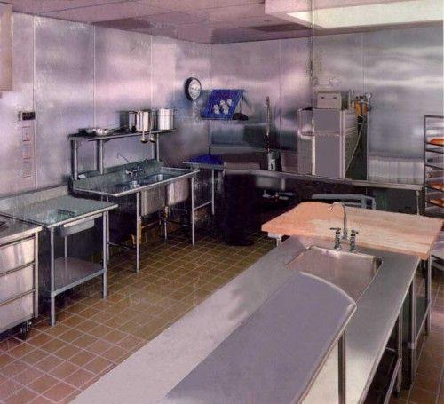 Hotel Kitchen Equipment Design