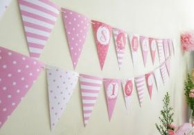 Elegantly Done... Doing It Yourself, Nina's Way: 1st Birthday Party Ideas...