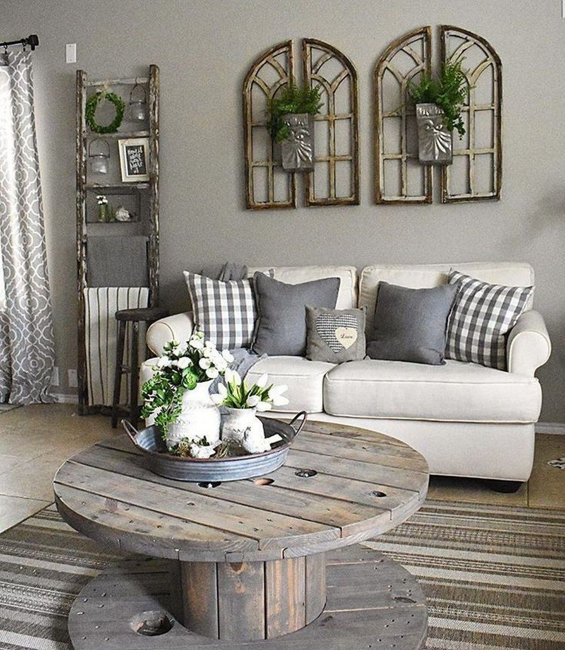 Top 11 Incredible Cozy And Rustic Chic Living Room For: √82 Best Modern Farmhouse Home Decor Ideas To Look Amazing