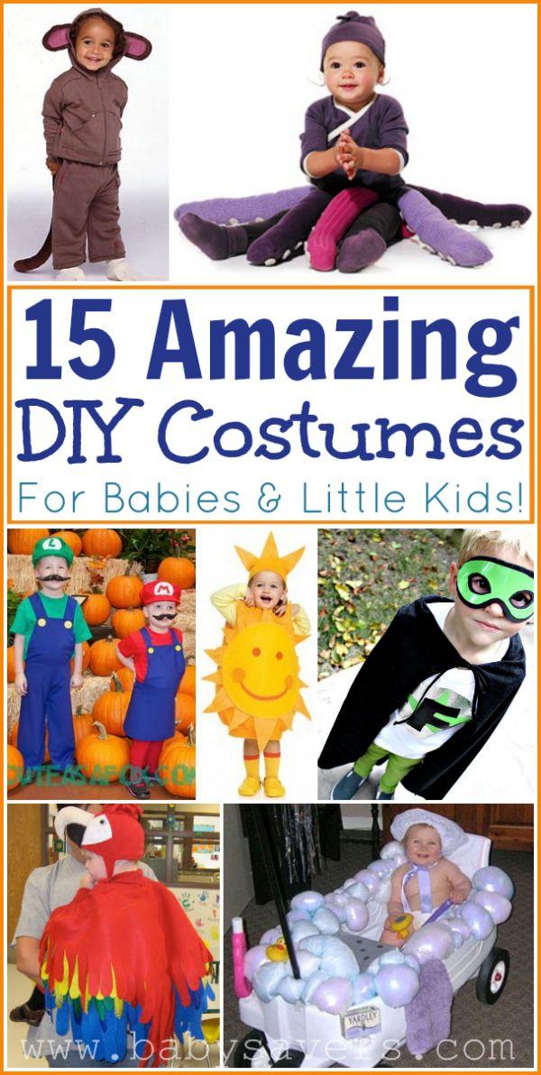 Diy baby halloween costumes 15 adorable homemade costumes baby diy baby halloween costumes 15 adorable homemade costumes solutioingenieria Images