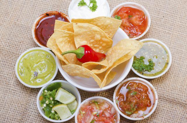 5 ideas fáciles de dips para fiestas | Dips para fiestas, Salsas ...