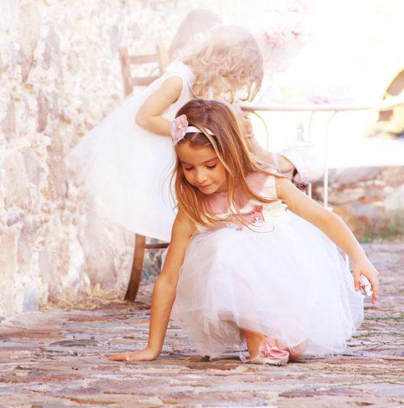 Little Fairy handmade dress . by Demetriougirls on Etsy,