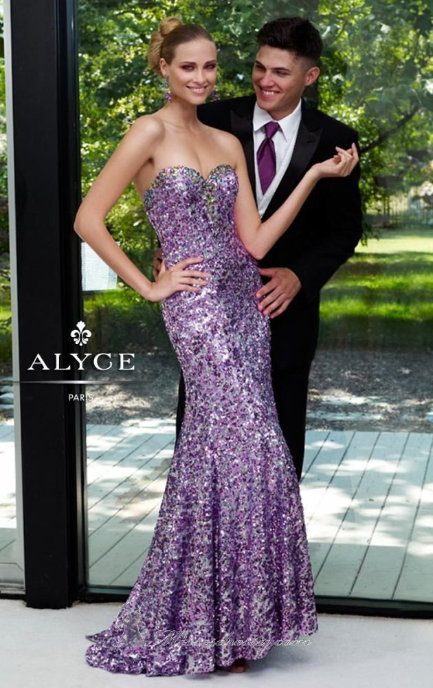 Alyce Paris 6106 by Alyce Prom | Alyce Prom | Pinterest