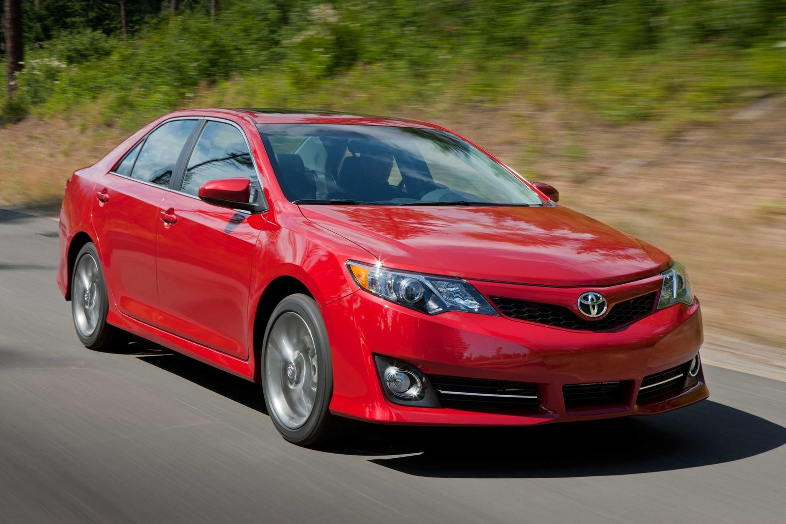 2013 toyota camry red wallpaper toyota 2013 camry red