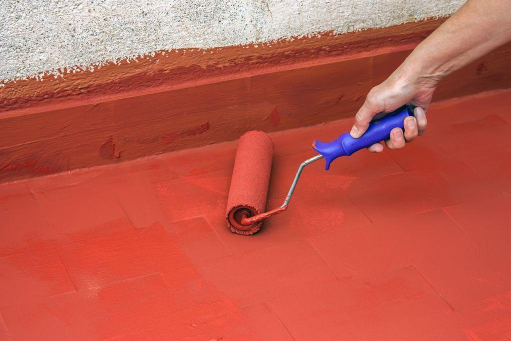 Peinture pour carrelage de salle de bain Bricolage maison et deco - Comment Peindre Du Carrelage De Cuisine