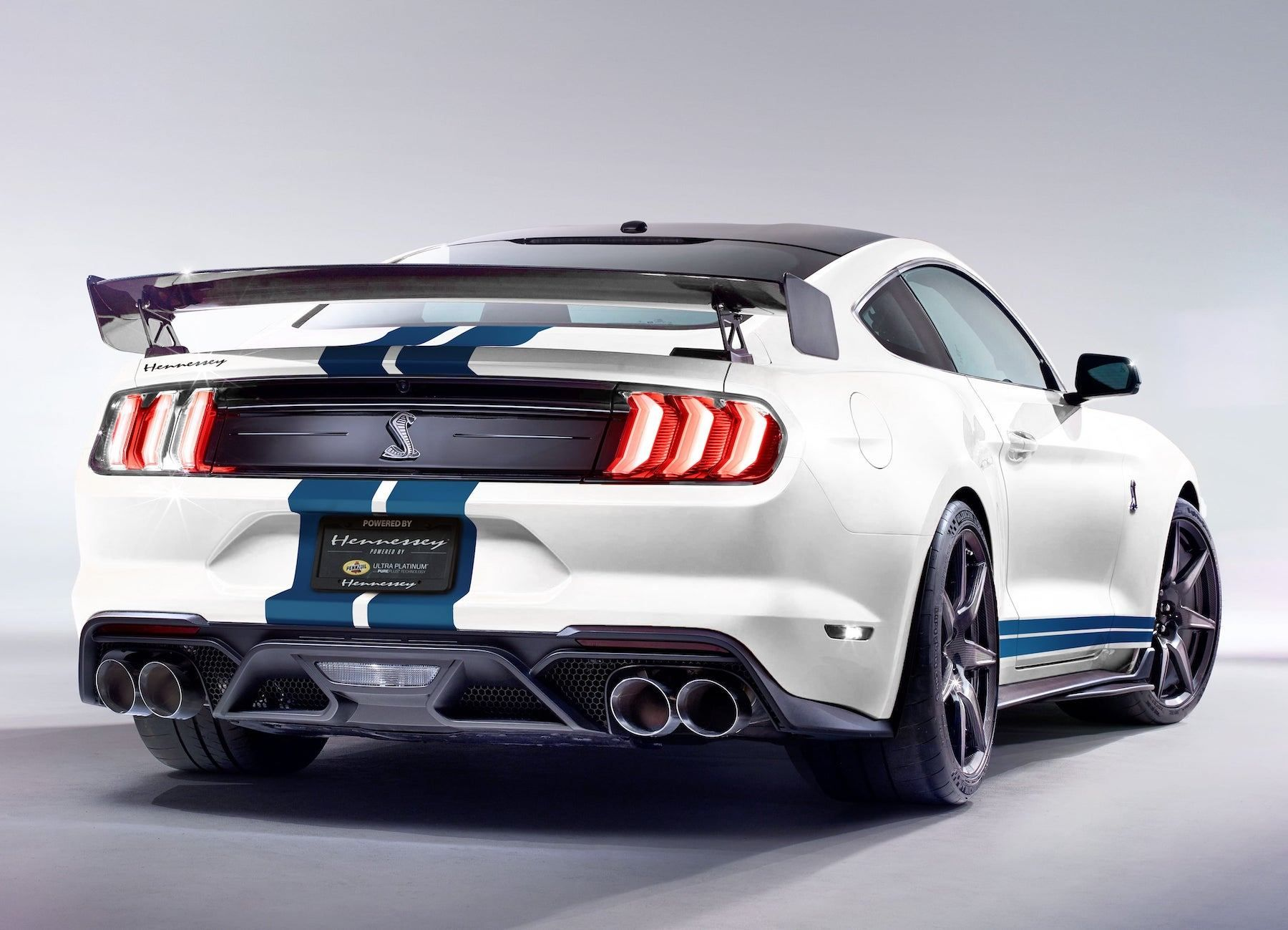 Hennessey S Take On The 2020 Mustang Gt500 Makes 1 200 Hp Ford Mustang Shelby Gt500 Shelby Gt500 Ford Mustang Shelby