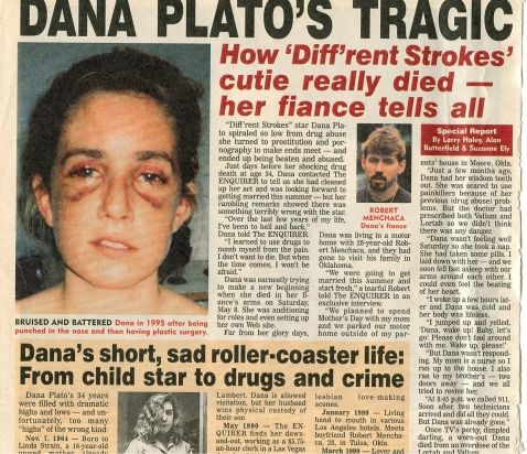 Opinion dana plato autopsy seems