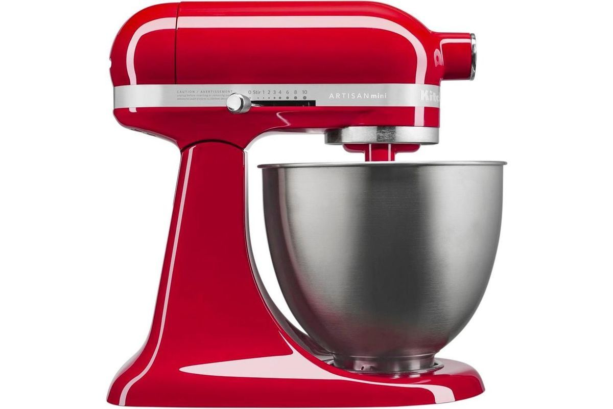 Kitchenaid Artisan Mini Tilt Head Stand Mixer In Empire Red Kitchenaid Artisan Kitchen Aid Kitchen Aid Mixer