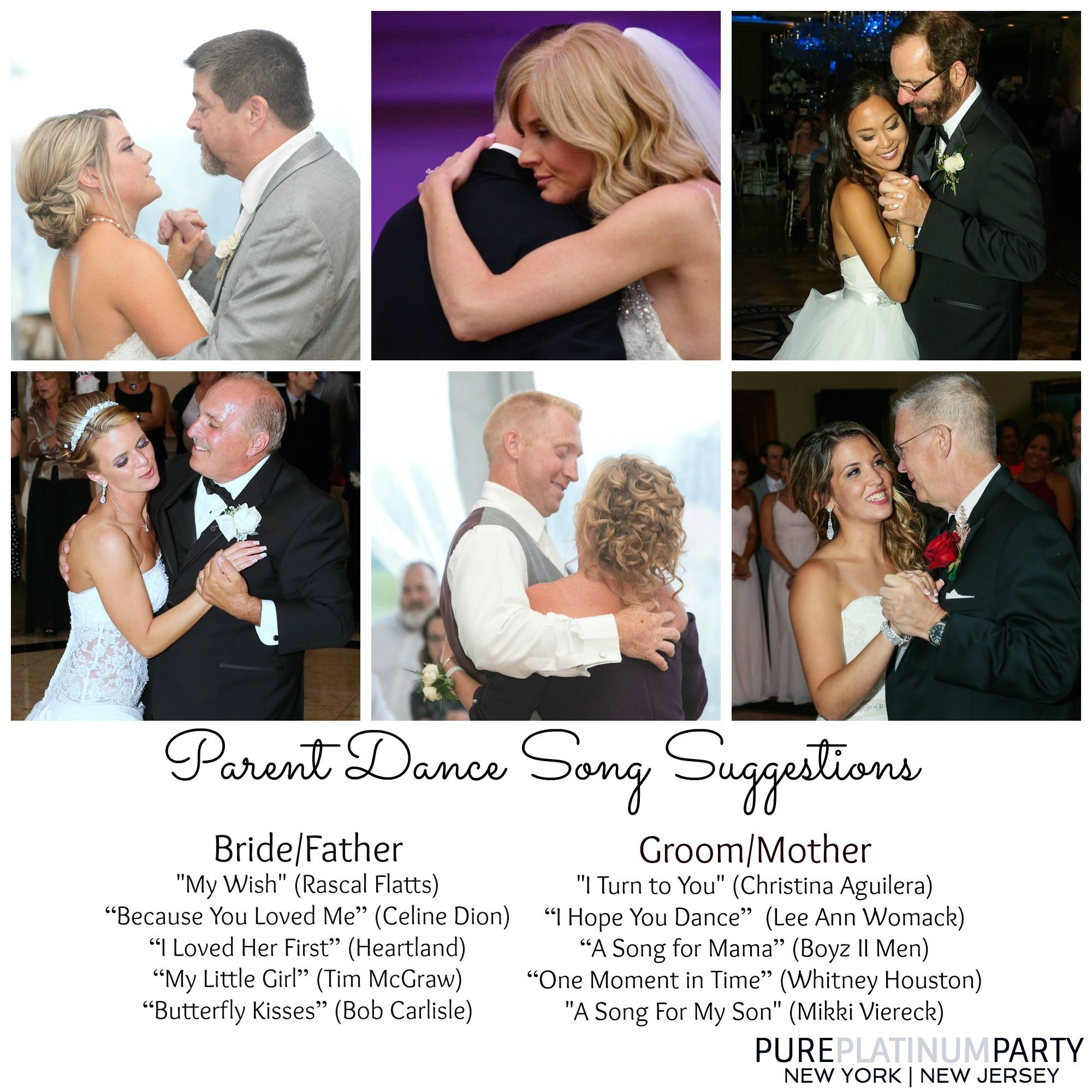 Dancing With Your Parents On Wedding Day Is Such A Special Memorable Moment Make