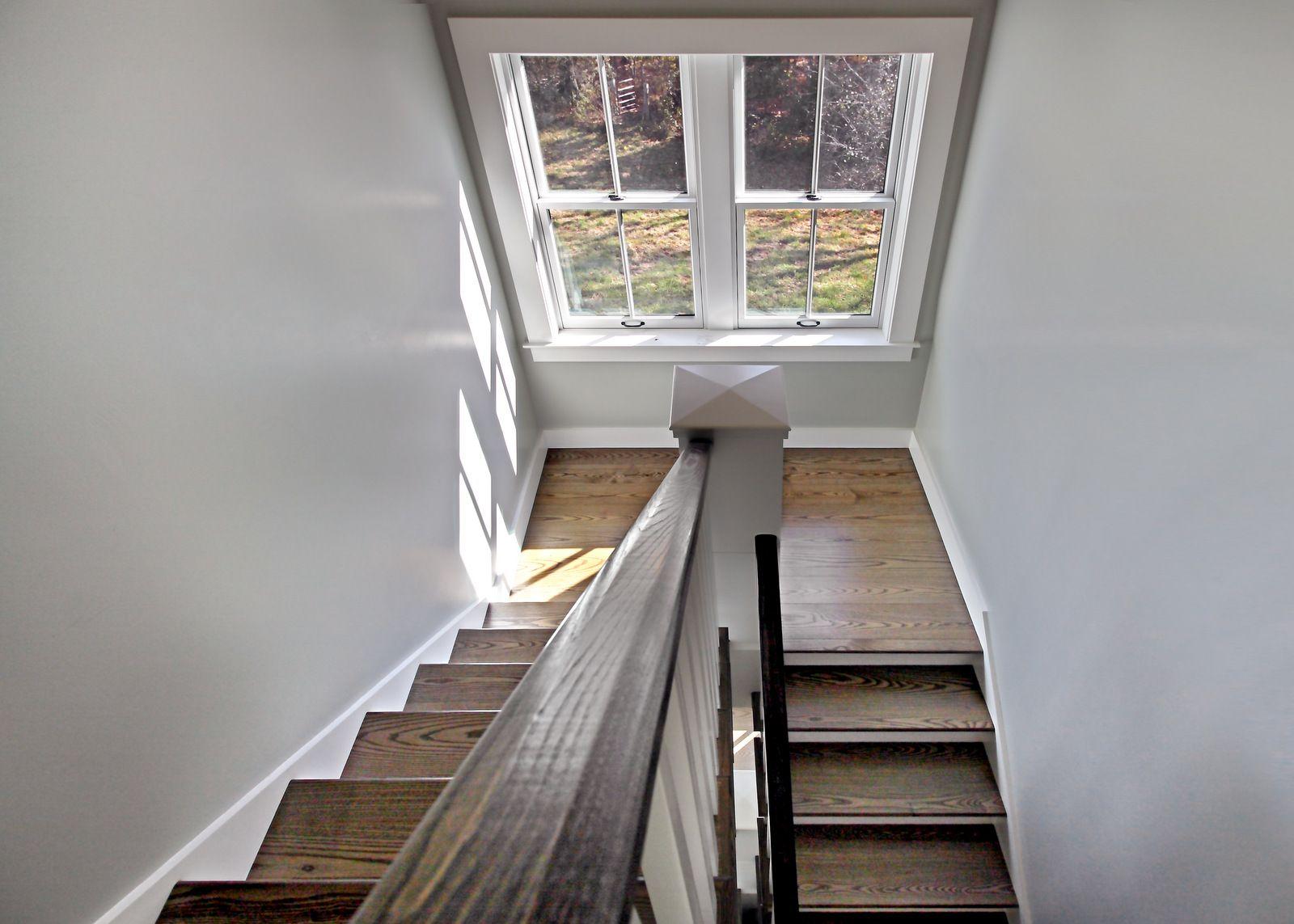 Best Stairs Wide Plank Flooring Stairs Ash Flooring 400 x 300