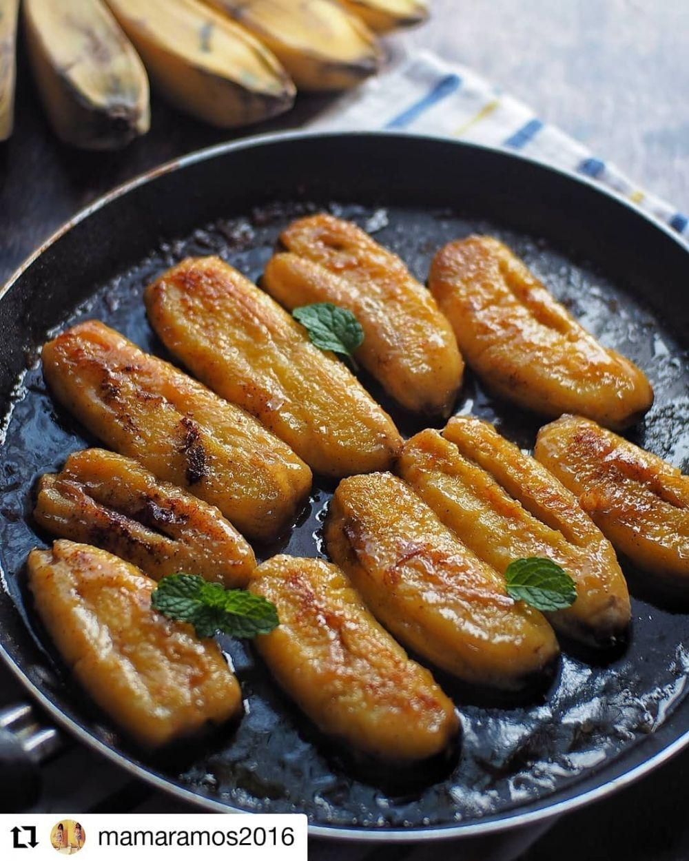 Resep Camilan Dari Pisang Istimewa Makanan Ringan Gurih Resep Makanan Ringan Sehat
