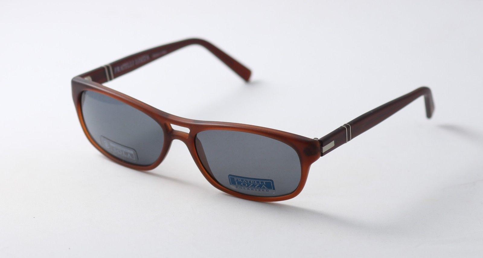 8bbf229a52 New Fratelli Lozza Sunglasses w  SOLA Polarized Lenses Alberto Olive ...