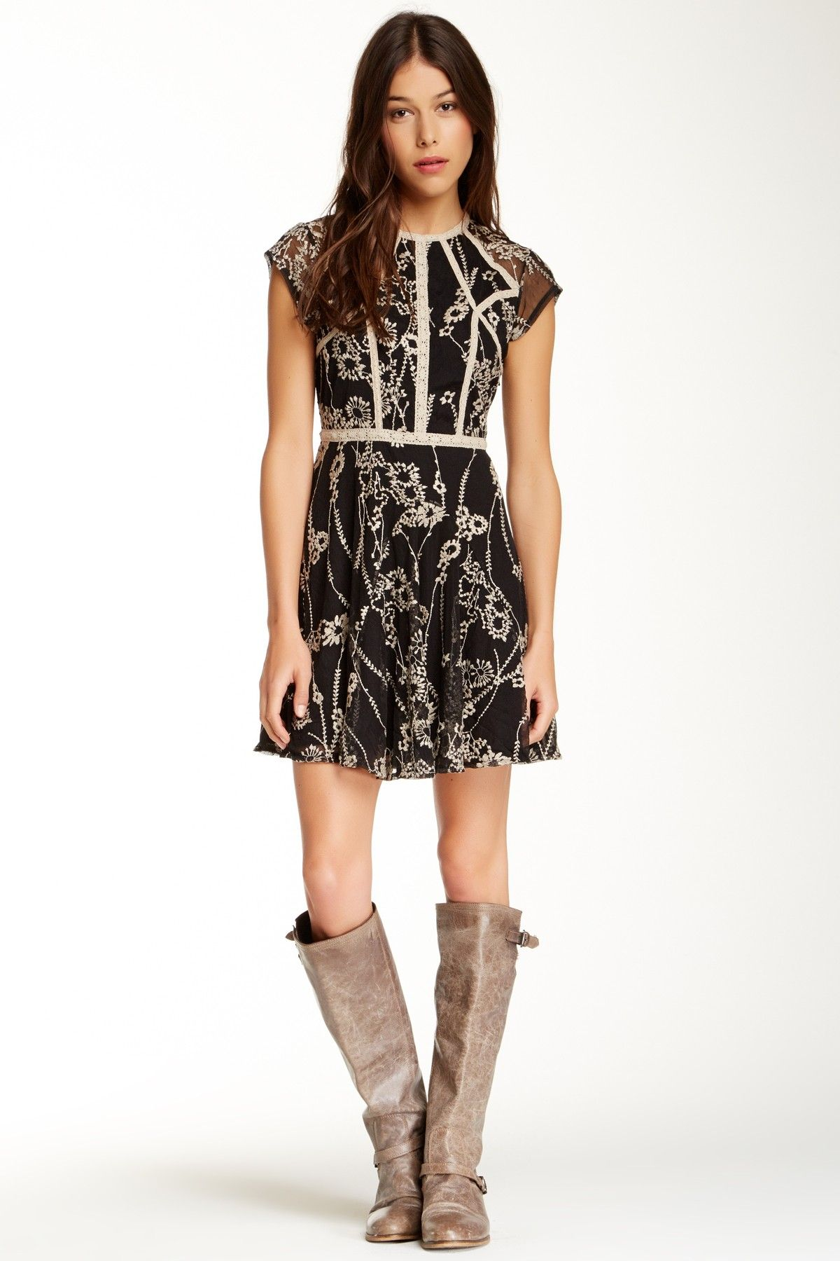Laurel Lace Dress by Free People on @nordstrom_rack