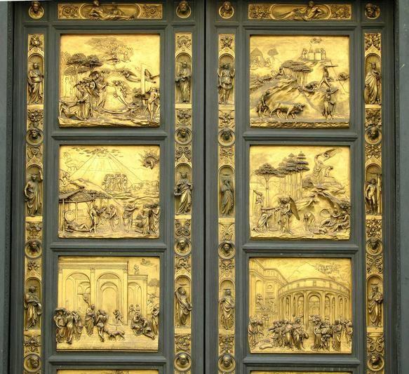 The Golden Doors Florence. & The Golden Doors Florence... | Places Iu0027ve Visited | Pinterest ... pezcame.com