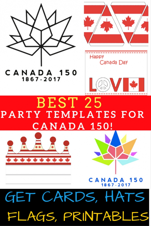 FREE PRINTABLE with this PAGE. PLUS Get Best 25 PARTY templates for ...