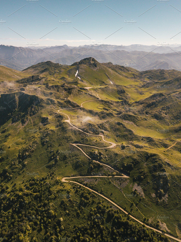 Alto De L Angliru Stock Photo Aerial Photography Nature Photography Aerial