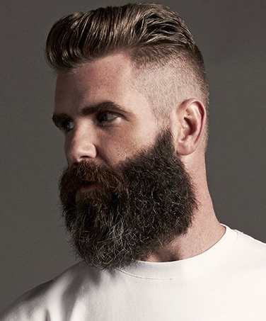 Hairstyles For Men With Beards Beauteous Beards  Barbes  Pinterest  Beard Styles Man Style And Epic Beard