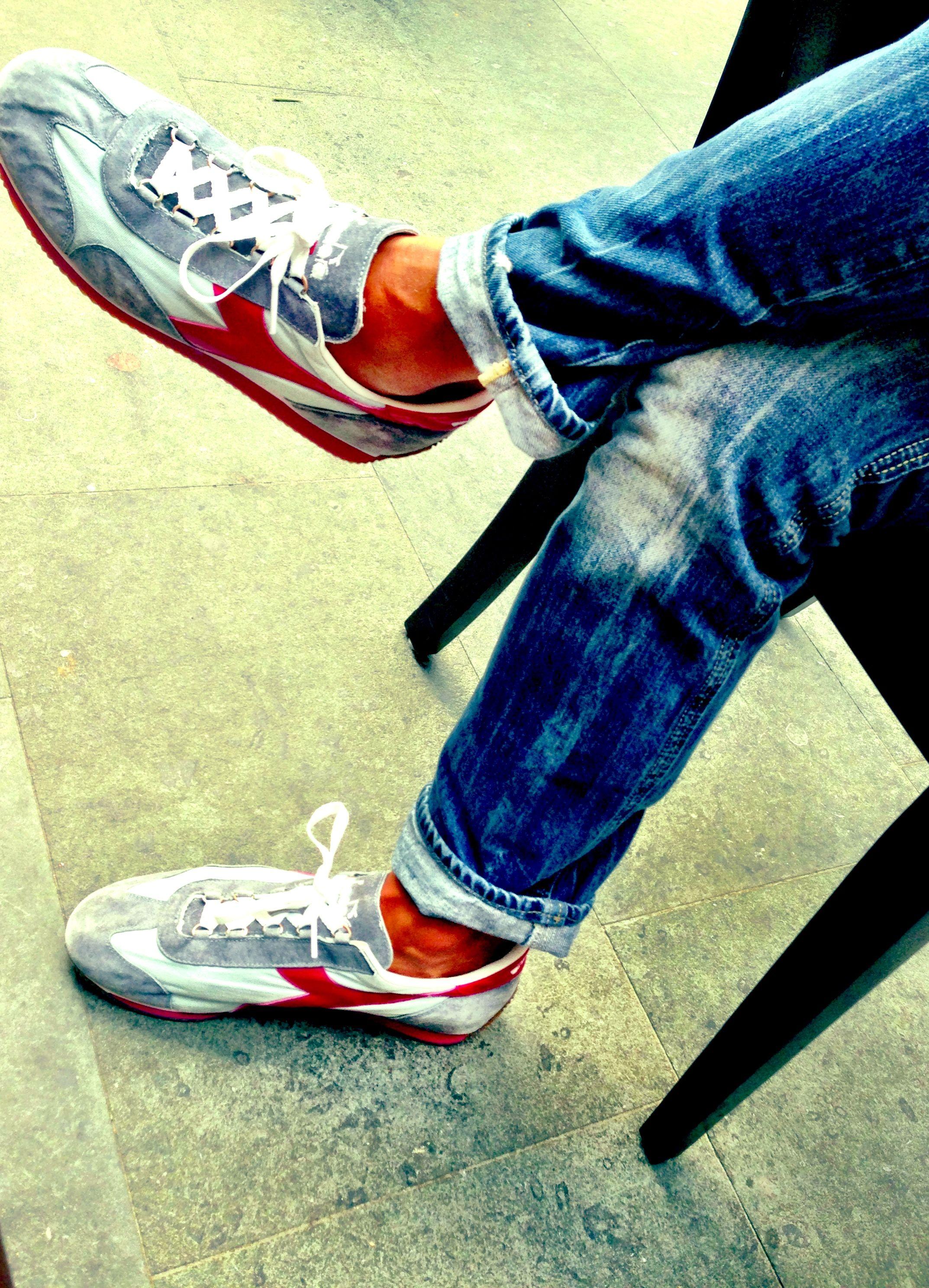 Diadora Heritage. Retro ShoesWhite SneakersWork ...