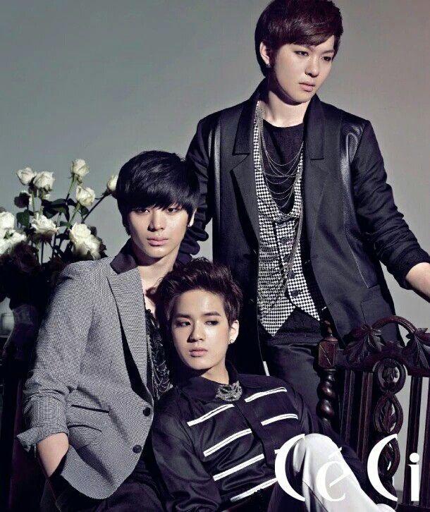 Peniel,sungjae and changsub
