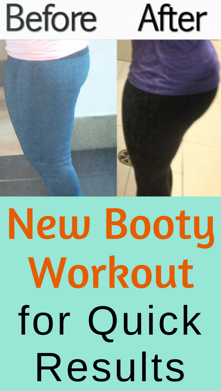 New #booty workout to get fast results  Transform your body