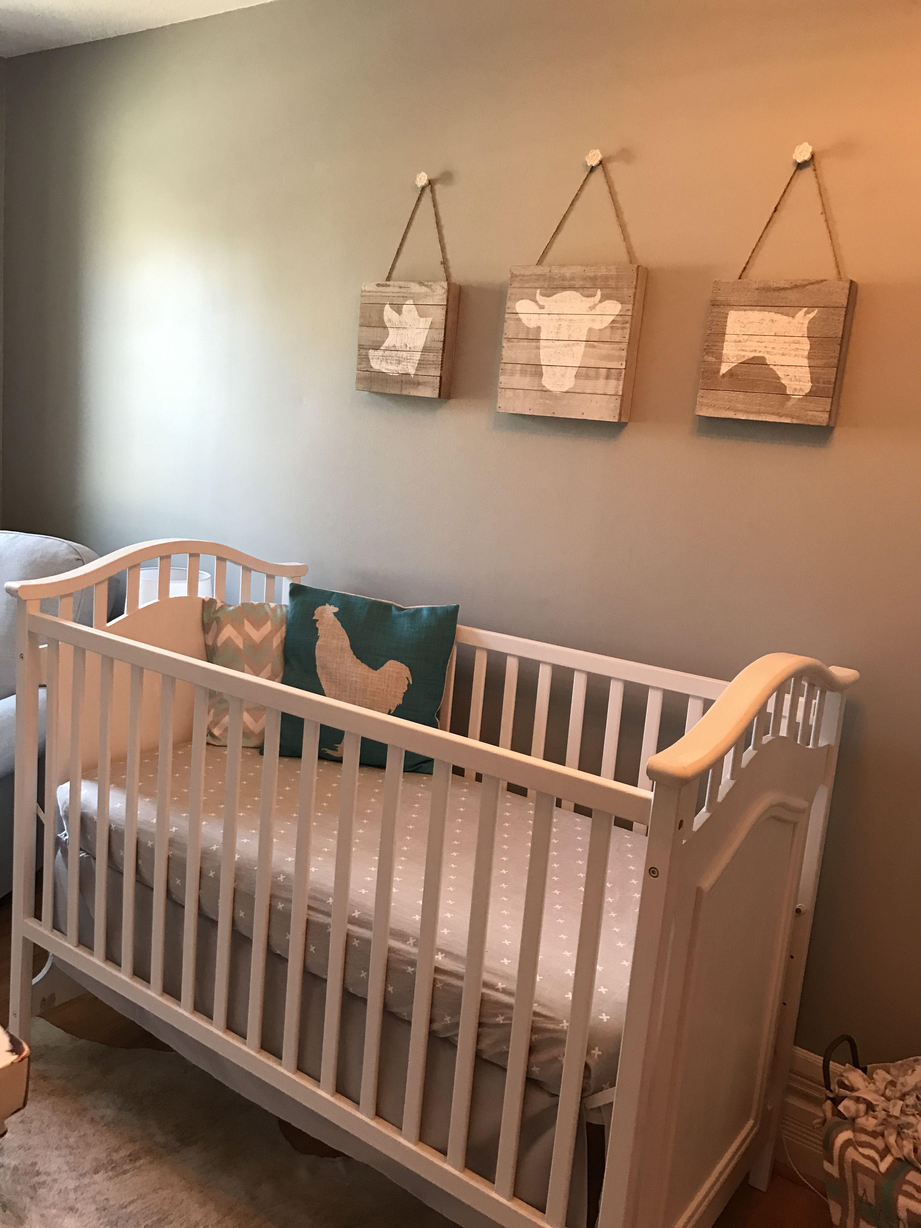 21++ Farm animal baby room decorations information