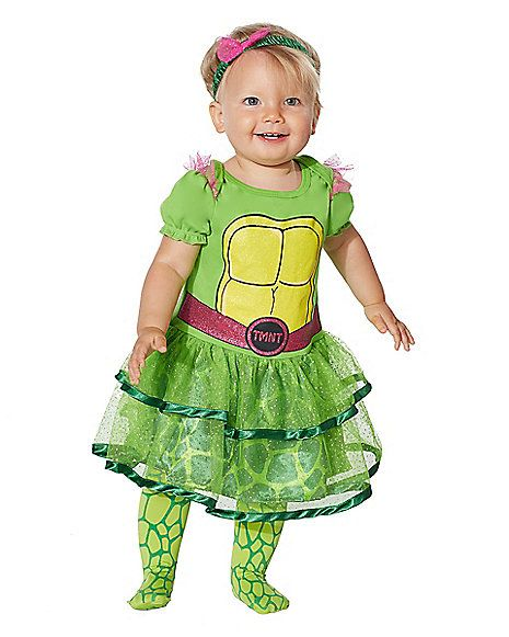 Heroines in a half shell! Turtle Power! Halloween Costumes for all - cute teenage halloween costume ideas
