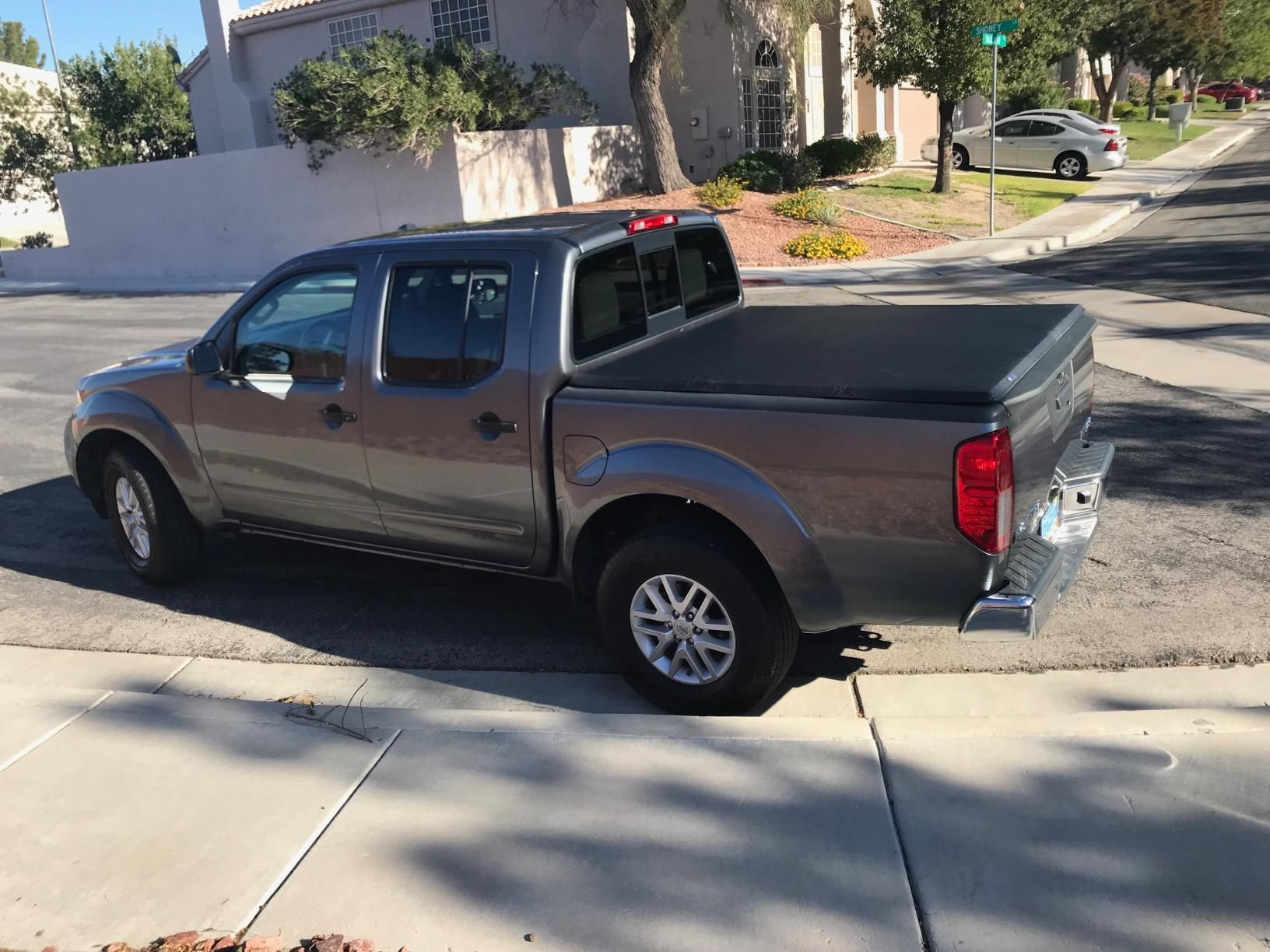 16 Nissan Frontier In 2020 Tonneau Cover Nissan Frontier Truck Bed