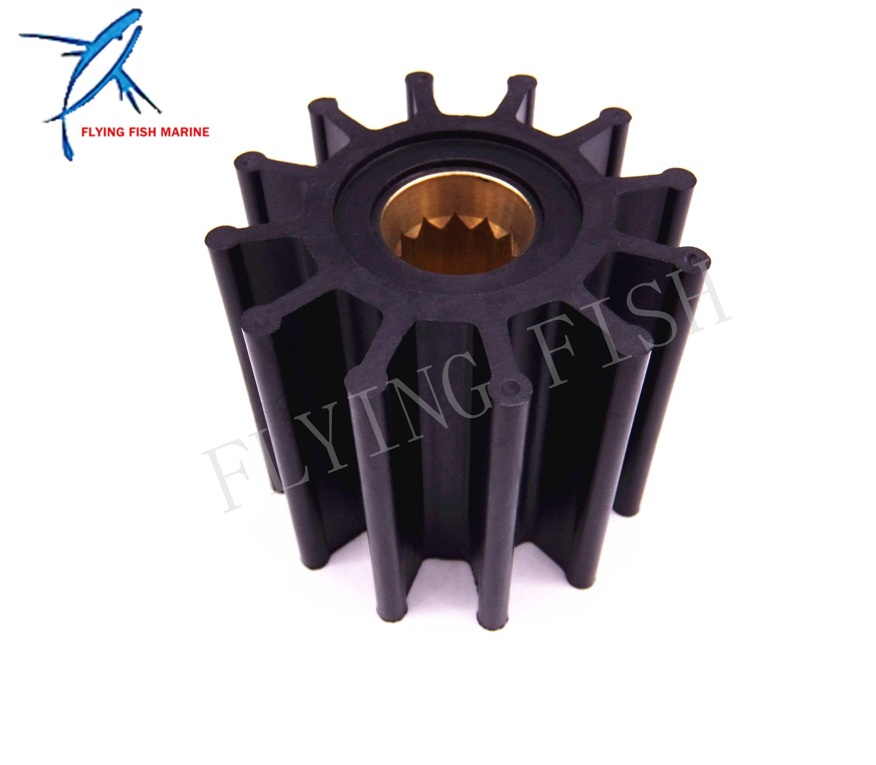 Water Pump Impeller Replacement for Yanmar Inboard Engines Parts 119773-42600