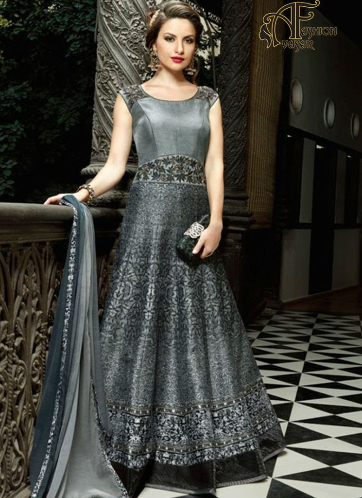 52c7416a6a Designer Gown Online Shopping India | gown | Anarkali suits, Wedding ...
