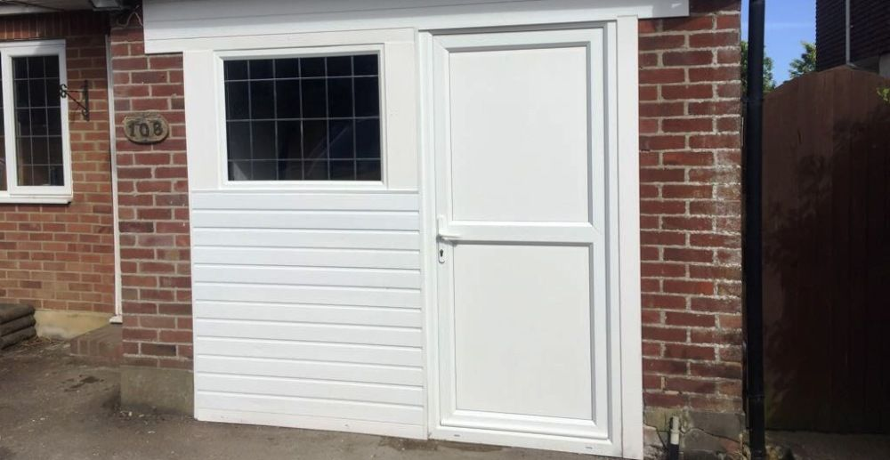Image Result For Converting A Garage Door Into A Wall Garage Doors Garage Home Remodeling