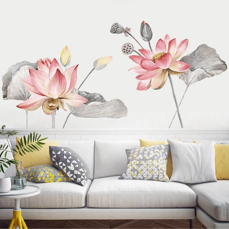 10 Amazing Wall Decor Stickers Living Room