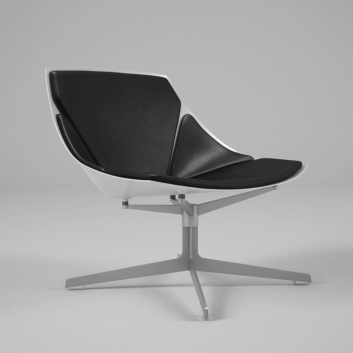 Delightful Fritz Hansen Space Chair Max
