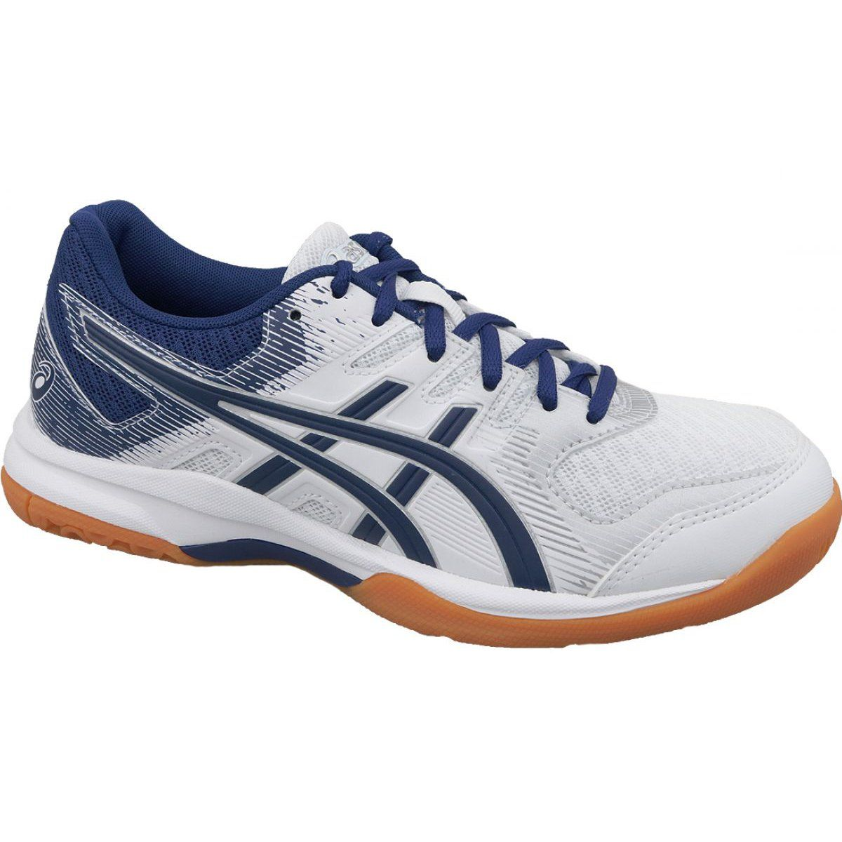 Asics Gel Rocket 9 Volleyball Shoes 1072a034 102 White White Volleyball Shoes Asics Shoes