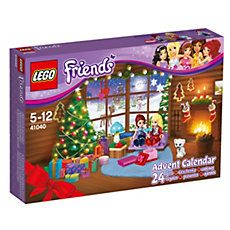 MIA in Holiday Outfit 2014 Advent Calendar 41040 Lego Friends MiniFigure