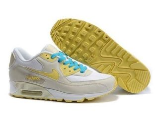 the best attitude 4082e 36bb3 Nike Air Max 90 Classic New Color Loves Running Shoes White Yellow ,Buy  Nike Air Max 90 Classic New Color Loves Running Shoes White Yellow On Sale.- Free ...