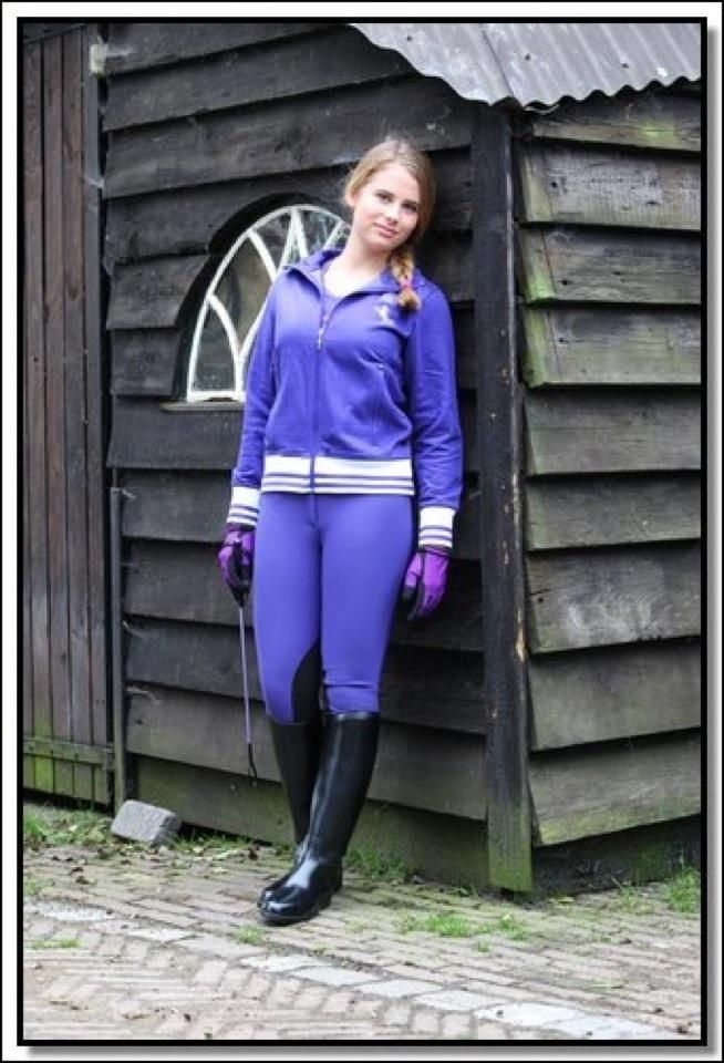 Riding boots for girls midget photo 4