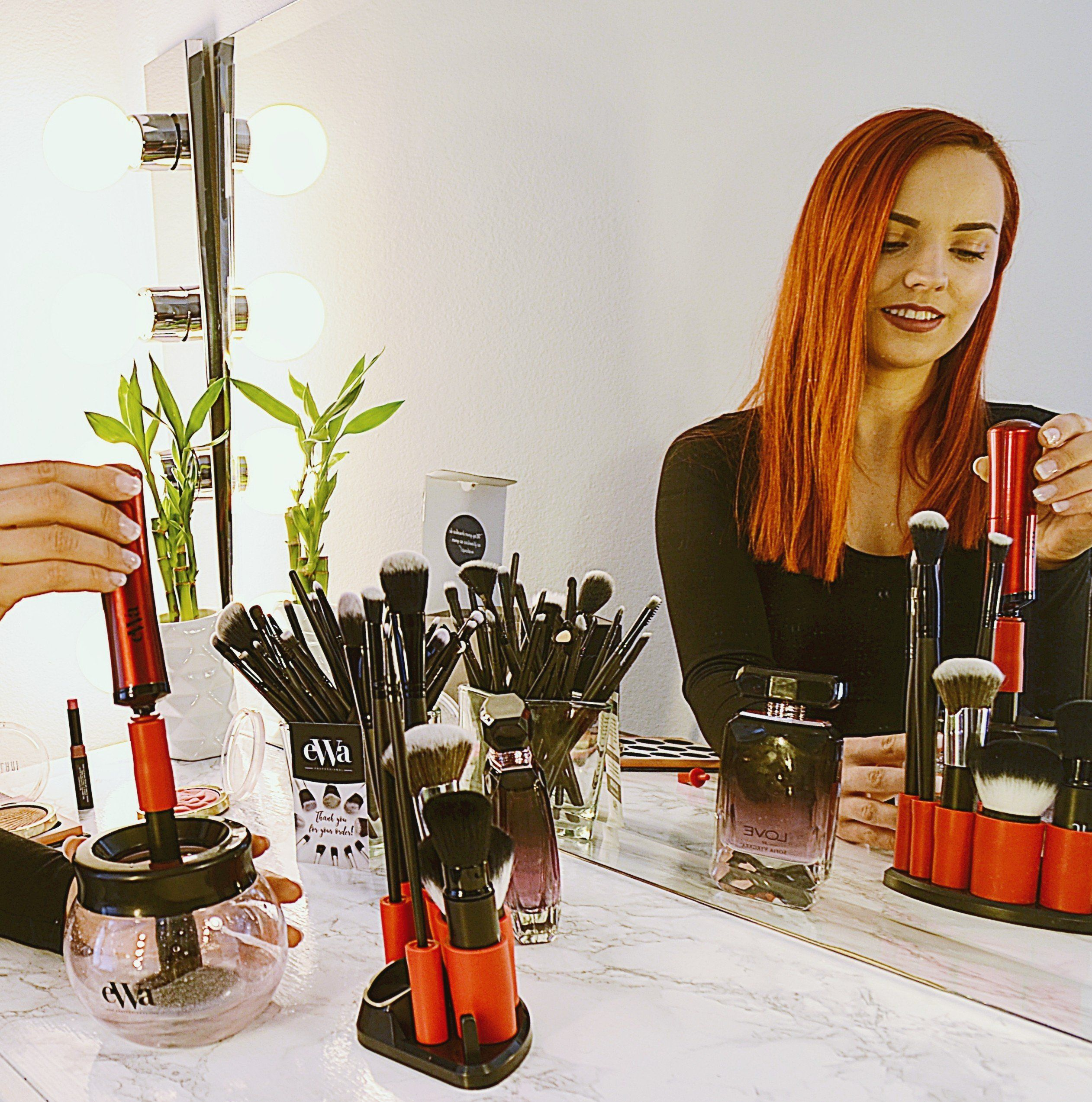 Ewa Professional Makeup Brush Cleaner and Dryer Machine