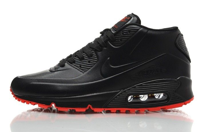 c2f736b32b5e ON SALE Nike Air Max 90 Mid Cut Shoes for Winter