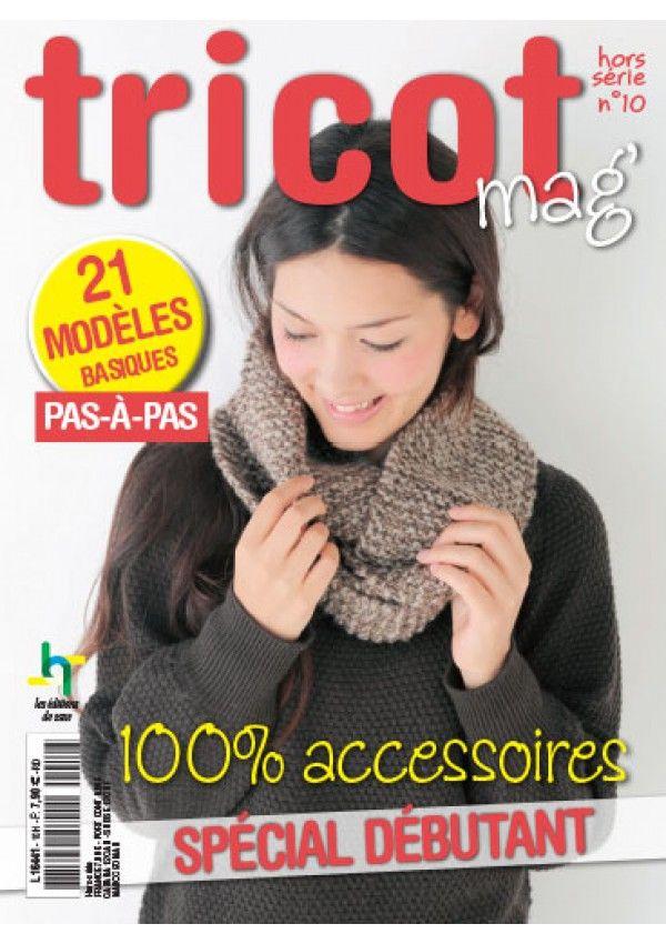 100% accessoires Spécial Débutant   Tricoter avec Saxe ac689e2f164c