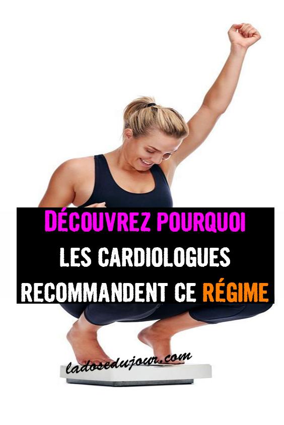 Découvrez pourquoi les cardiologues recommandent ce régime