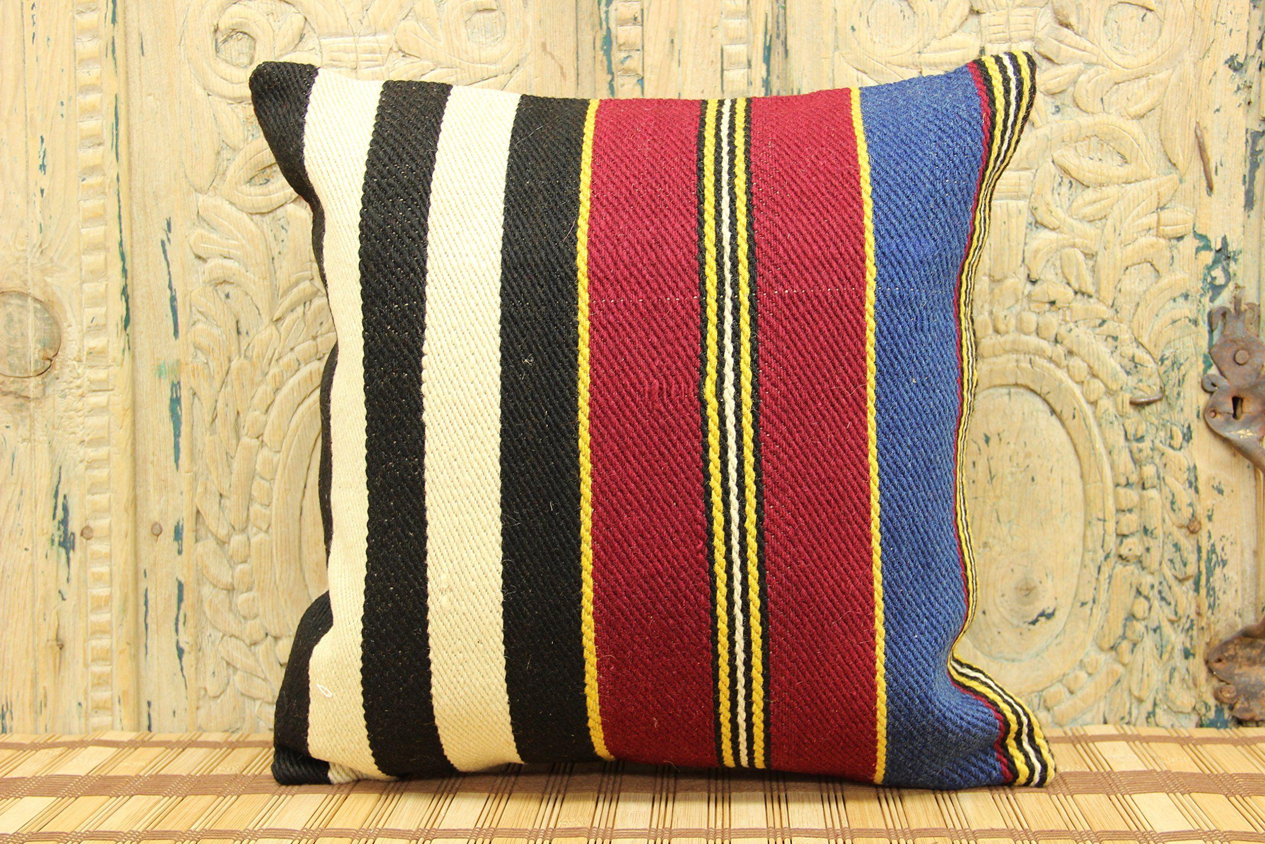 Turkish kilim pillow cover x handmade kilim pillow cover sofa