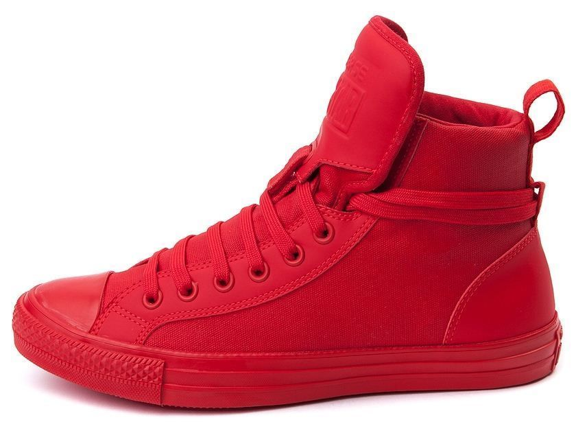 af98cbf2bb1e ... netherlands new converse chuck taylor all star hi top canvas leather  sneaker red ebay 0f394 75557