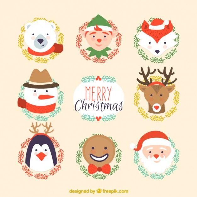 Christmas Vectors Photos And Psd Files