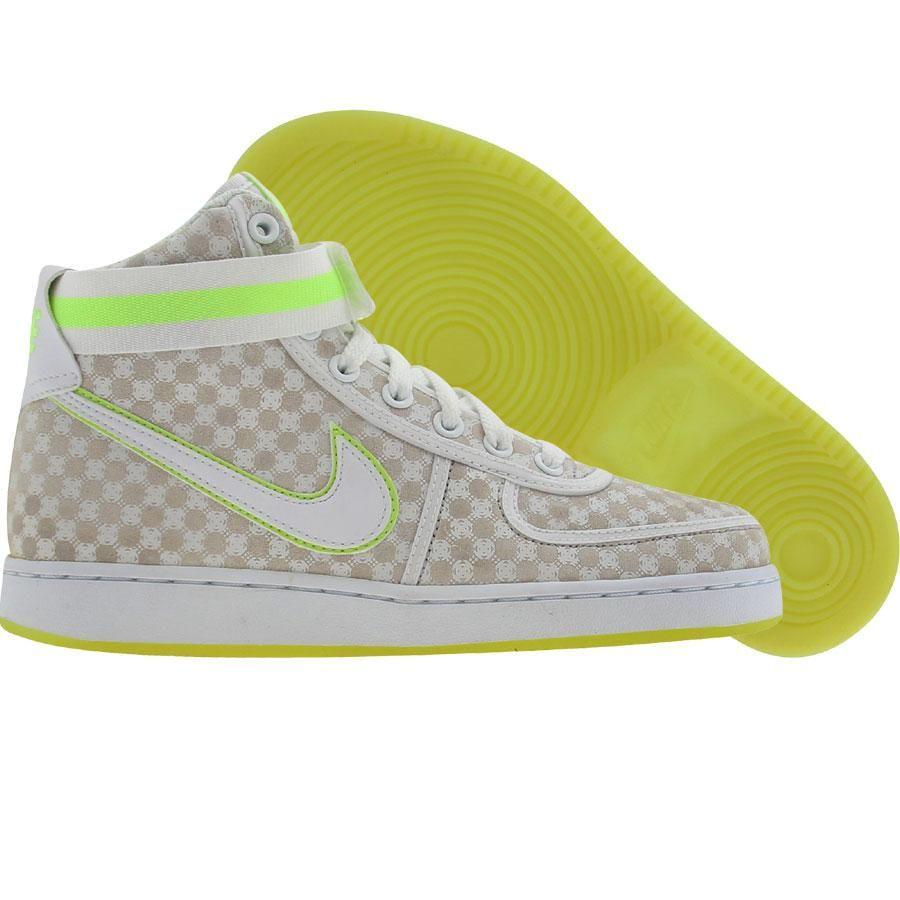 Nike Vandal High Blanco Premium Luz Hueso  Blanco High  Liquid Cal ee31f2