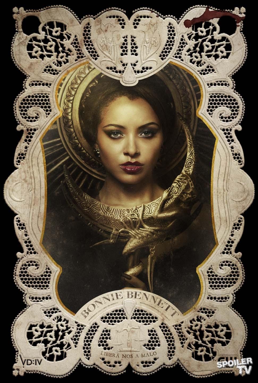 Bonnie  - TVD - The Vampire Diaries: http://spotseriestv.blogspot.com.br/search/label/the%20vampire%20diaries