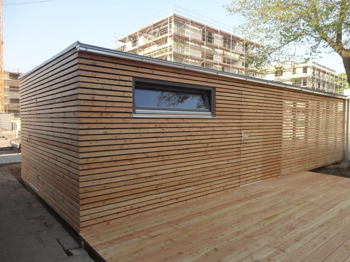 Naturhouse Carport Gartenhaus Garage Schuppen V In 2020 Moderne Garage Gartenhaus Modern Gartenhaus